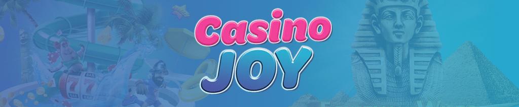 Casino Joy Banner 2