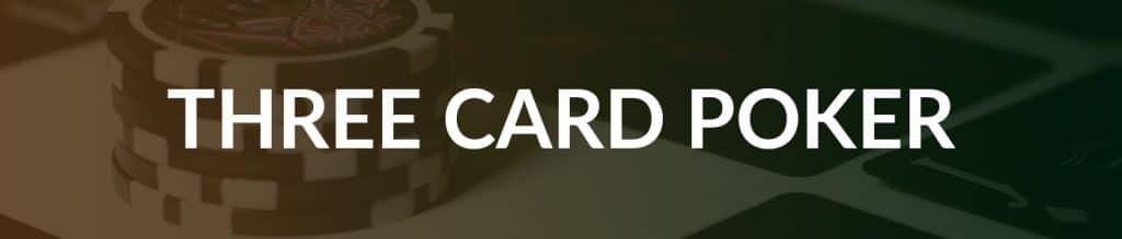 3-card poker banner