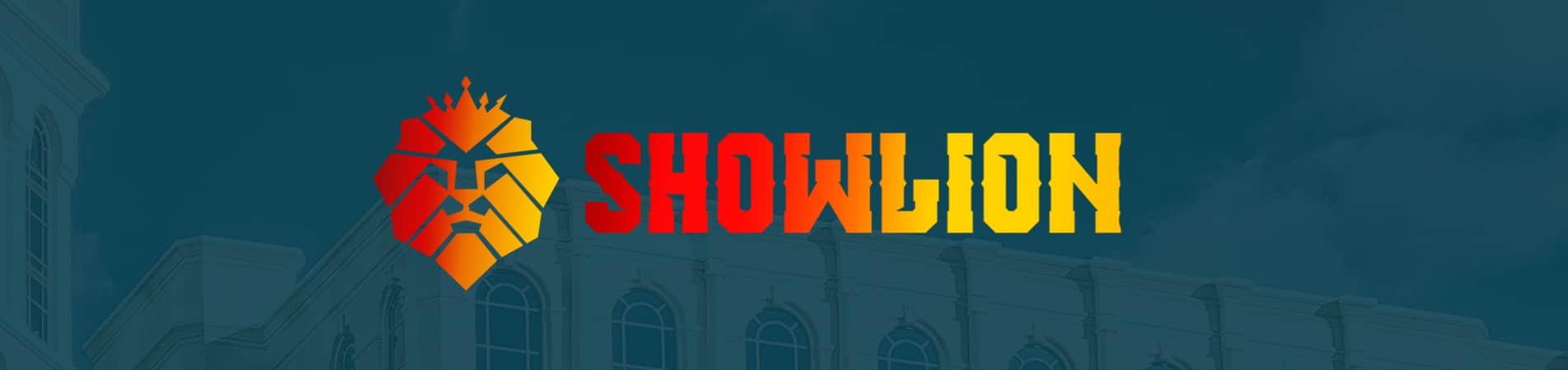 Showlion Banner Logo