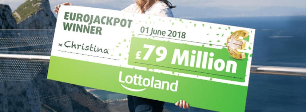Lottoland Winner