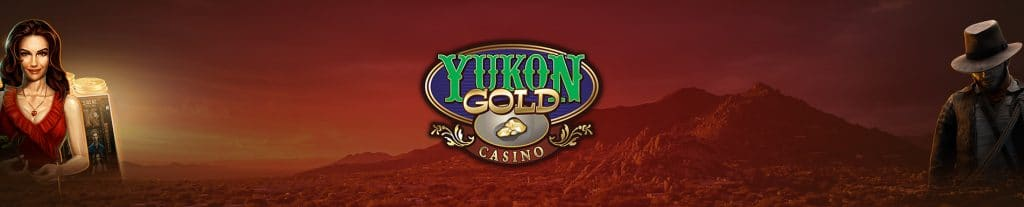 Yukon Gold Casino Banner