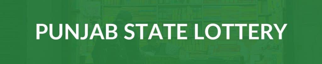 Punjab State Lottery Logo